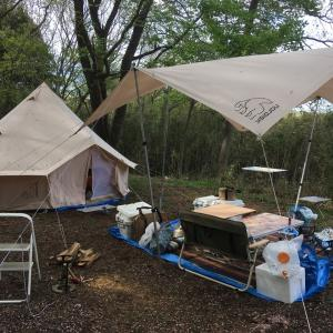 【キャンプ】南那須オートキャンプ場 レポート