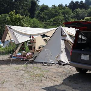 【キャンプ場】青野原オートキャンプ場 レビュー