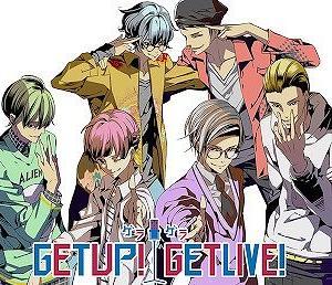 【GETUP! GETLIVE!(ゲラゲラ)】キャラクター人気投票結果ランキング