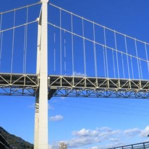 今日の関門橋