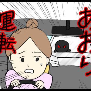 あおり運転を誘う?運転が怖い