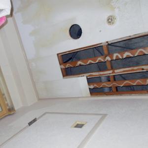 また水漏れ、そして天井落下 後編