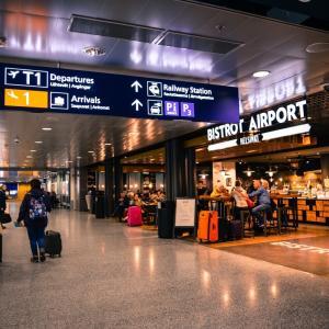 【旅行業15年が教える】空港で使う英語表現40の例文・単語