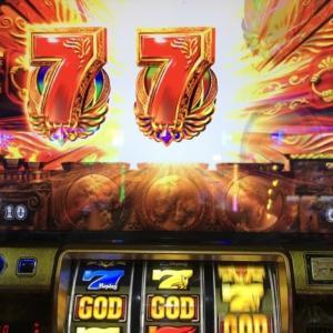 VS凱旋!GOD揃いして天国で自力当選しまり!&リゼロで100ゲーム越えたらGO!したらクソ負けた。