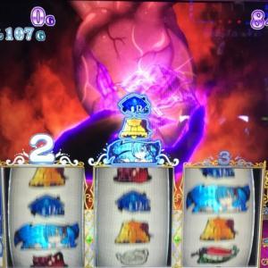 VSリゼロ!最終ゲームにナイスナビでパネル開放!ピタリ賞で50%上乗せ!&北斗でラオウが昇天。