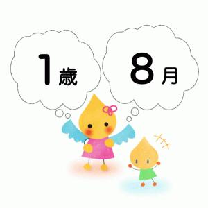 【8月】個人案の文例【1歳児】
