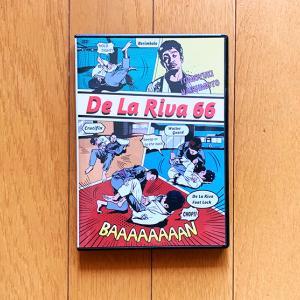 【柔術DVDレビュー】ブラジリアン柔術テクニック「De La Riva 66」