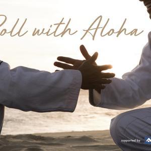 【Roll with Aloha】ブラジリアン柔術練習会に参加して来たよ!