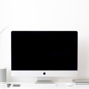 【環境を整える③】集中必須!PC&作業スペースがでーきた!