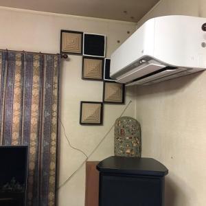 エアコンの更新 工事完了