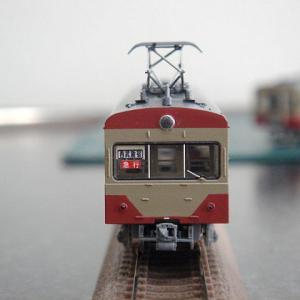 西武鉄道451系のNゲージ鉄道模型