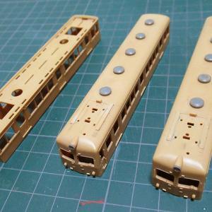 鉄コレ西武351系のジャンクから353編成を作る