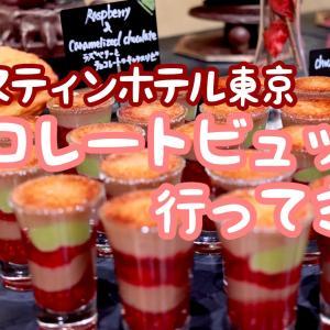 ウェスティンホテル東京*予約必須!チョコレートビュッフェで食べまくり!