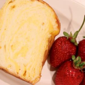 お気に入りパン屋さんの『カマンベールチーズ食パン』*今週のパン