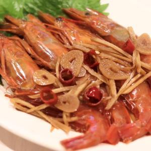いっしょに作ろ♪『カンジャンセウ(生海老の醤油漬け)』 #韓国料理