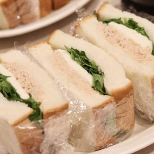 ◎おうちごはん 『ツナとクレソンとモッツアレラチーズサンド』#レシピ#おうちカフェ
