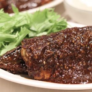 ◎おうちごはん 赤味噌で作るこってり『さばのごま味噌煮』#和食レシピ
