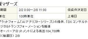 【2月IPO結果】WACUL[ワカル](4173)抽選申込始まります。