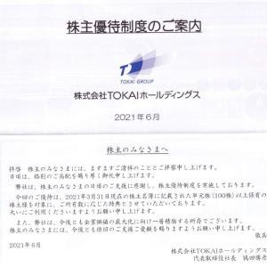 【株主優待】TOKAIホールディングス(3167)WEB申込ページ