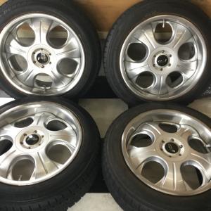 奥州市、栗原市で中古タイヤ、アルミホイール売るならリキャリーへ