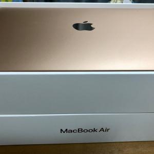 MacBook Air 2020モデル1.1GHzデュアルコアCorei3プロセッサ