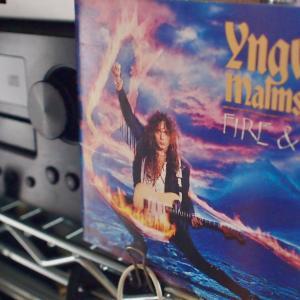 FIRE&ICE Yngwie Malmsteen