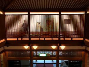 横浜能楽堂にて展示されている、山口晃「昼ぬ修羅」展を見に行ってきました。