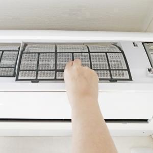 快適な暮らしのため、フィルター掃除の頻度を見直す。
