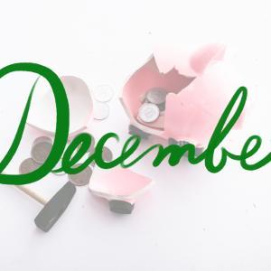12月の副収入の記録