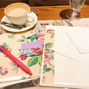 「手紙を書く」という贅沢な時間