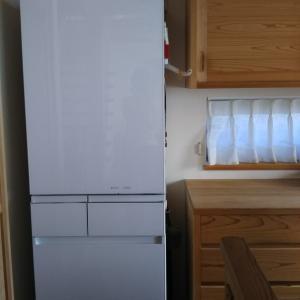 冷蔵庫を買い替えて約3ケ月。電気代は?