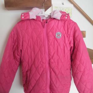 娘のコートがメルカリでお得に買えました!