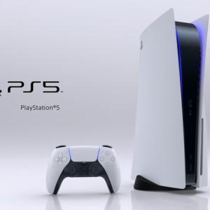 PS5予約 海外Amazon