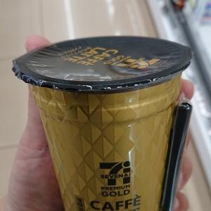 金のカフェラテ セブンイレブン