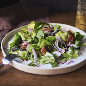 サラダ嫌いのサラダ|食べやすいボストンレタス