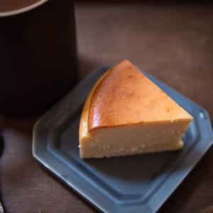 時間と共に美味しくなるチーズケーキ の不思議