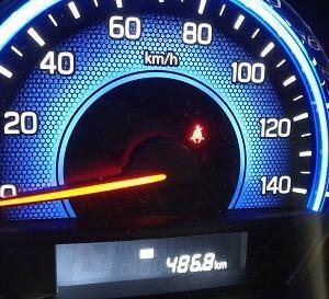 DA17V エブリイ 久々の燃費計測