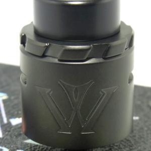 四十男のにわかVAPE研究48 -  VXV Tech X RDA レビュー -
