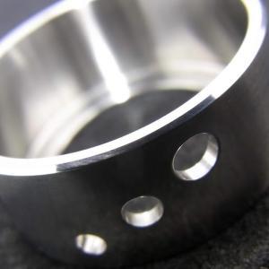四十男のにわかVAPE研究44 - KDMODS Atomizer Decorative ring #1 -