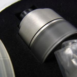 四十男のにわかVAPE研究36 - GAS MODS NIXON V1.5 -