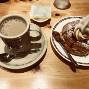 【コメダ珈琲店】大人ノワール〜コメダの季節のシロノワールを食べよう⑥〜