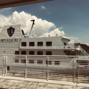 ルミナス神戸2ランチクルーズを初体験 前編:船に乗るまで、船のなか、体験