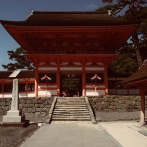 2019年出雲旅行 その3:日御碕神社(ひのみさき神社)