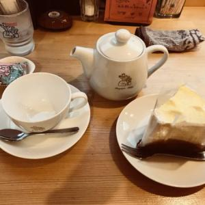 コメダ珈琲店のシフォンケーキ 瀬戸内れもんとお伊勢さんの和紅茶「瑞」