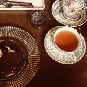 能勢の古民家カフェ&レストラン Ns Kitchenさんのプレミアムショコラ
