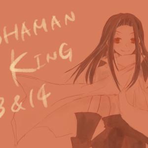 SHAMAN KING(シャーマンキング)第13廻&第14廻感想