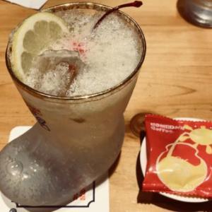 コメダ珈琲店の飲み物2種〜のむクロネージュ&生レモンスカッシュ〜