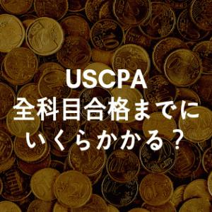【完全版】USCPAの費用はいつ・いくらかかる?合格まで&ライセンス取得までにかかった全費用は◯◯◯万円!