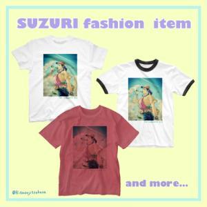SUZURI新アイテム
