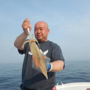 【ほのぼの】イカメタル~今年は豊漁!むちゃんこ釣れるよ!